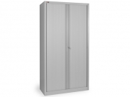 Шкаф комбинированный ДиКом КД-144 (двери серые) разб.