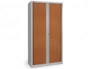 Шкаф комбинированный ДиКом КД-144 (двери вишня) разб.
