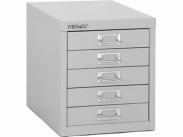 Шкаф многоящичный настольный BISLEY 12/5L (PC 053)