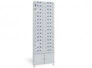 Шкаф абонентский ДиКом АС-1058
