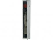 Шкаф для раздевалки ПРАКТИК AL-001 (приставная секция)