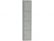 Шкаф для раздевалки и вещей ПРАКТИК AL-04