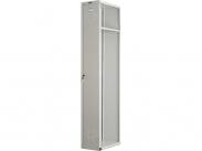Шкаф для раздевалок ПРАКТИК LS-001-40 (приставная секция к шкафу LS-01-40)