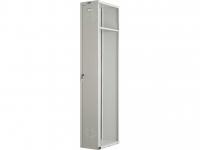 Шкаф для раздевалок ПРАКТИК LS-001 (приставная секция к шкафу LS-01)